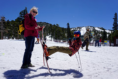 Heavenly Spring skiing (benjaminfish) Tags: heavenly spring ski skiing may 2019 snow california nevada tahoe