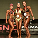Womens Physique Open 2nd Wall 1st MacKenzie 3rd Tromblay