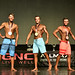 Mens Physique Junior 2nd Tyler 1st Horvat 3rd Rodrigues