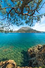 Kumluca Turkey (marsiane) Tags: seascape antalya kemer blue samyang turkey d800 nikon 14mm sea kumluca