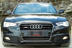 Audi A5 (Martin F Hughes) Tags: martin hughes canon 7d mkii mk2 cars audi a5 cabriolet convertable phantom black sport dartmoor burrator devon motorsport