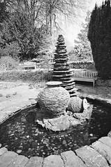Threave (bigalid) Tags: film 35mm ricoh rz728 ilford xp2 c41 bw april 2019 scotland threave gardens