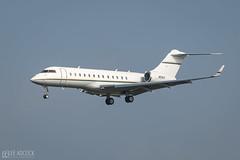 N53GX | Bombardier Global 6000 (lee adcock) Tags: bombardier dsa glex global6000 n53gx nikond500 runway20 tamron150600g2 airplane