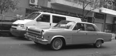 Rambler Ambassador (Wal Wsg) Tags: cars car autos auto clasicccar autoclásico antiguo antiguedad antique phwalwsg argentina buenosaires caba byn bw