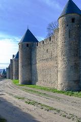 CARCASSONNE-049--OCCITANIE-PANORAMIQUE-_DSC0487-2 (bercast) Tags: aude carcassonne chateau chateaumedival france lesremparts occitanie ue bc bercast lacitédecarcassonne lamuraille