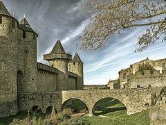 CARCASSONNE-091--OCCITANIE-PANORAMIQUE-_DSC0438 (bercast) Tags: aude carcassonne chateau chateaumedieval france occitanie ue bc bercast lamuraille àlintérieurdeacitédecarcassonne