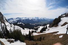End of the season, Tannheimer Tal, Tirol, Austria (JWB84) Tags: mountain valley peak summit tannheimer tal tirol austria ostereich