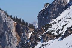 Distant Summit, Tannheimer Tal (JWB84) Tags: tannheimer tal peak mountain snow tirol austria