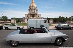 Ronde des Bannies 06/2016 - Citroën DS21 cabriolet de série (Deux-Chevrons.com) Tags: citroënds21cabrioletdesérie citroënds21 cabrioletdesérie citroënds21cabrioletusine cabrioletusine citroëndscabrioletdesérie citroën ds cabriolet de série citroënds ds21 décapotable convertible chapron classic classique ancienne collection collector collectible vintage oldtimer car coche auto automotive paris france