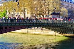 473 Paris en Mars 2019 - Pont d'Arcole (paspog) Tags: paris france seine mars march märz 2019 pontdarcole quaidegesvres