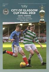 Celtic v Rangers 20190430 (tcbuzz) Tags: celtic rangers football club park glasgow scotland cup final programme
