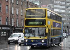 Dublin Bus AX603 (06D30603). (Fred Dean Jnr) Tags: busathacliath dublinbus dublinbusroute13 conynghamroad volvo b7tl transbus alx400 ax603 06d30603 collegestreetdublin february2013 dublin dublinbusyellowbluelivery
