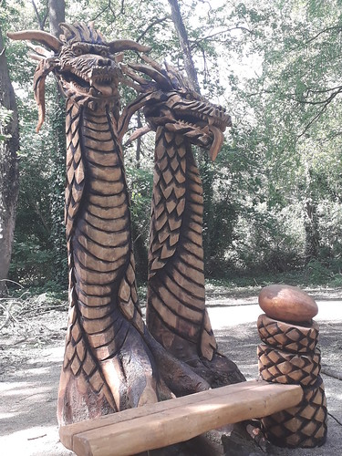 Dragon on Fairy Trail