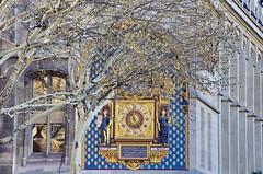 477 Paris en Mars 2019 - Quai de l'Horloge, l'horloge de Phlippe Auguste (paspog) Tags: paris france mars march märz 2019 quaidelhorloge horloge horlogedephilippeauguste