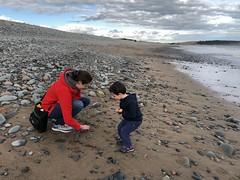Lawrencetown Provincial Beach, Nova Scotia (brownpau) Tags: iphonex canada novascotia halifax beach lawrencetown lawrencetownbeach amykow amyandezra ezraordo ezra