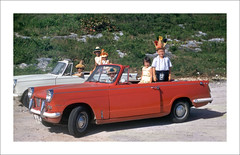 Vehicle Collection (9830) - Triumph Herald (Steve Given) Tags: familycar motorvehicle automobile triumphherald bahamas 1960s family holiday