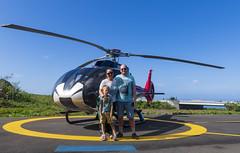 Corail Helicopteres, Reunion / Прогулка на вертолете, Реюньон (dmilokt) Tags: вертолет площадка небо прогулка helicopter playground sky walk dmilokt
