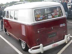 VW T1 Camper (1964) 1600cc (andreboeni) Tags: vw t1 camper bulli transporter splitscreen kombi splittie 1964 volkswagen van veedub