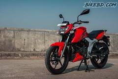 apache rtr 160 4v black (bike_bd) Tags: