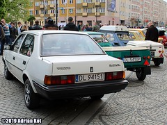 Volvo 340 DL (Adrian Kot) Tags: volvo 340 dl