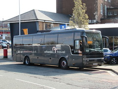 Atlantic Travel YJ06LGE 31032019b (Rossendalian2013) Tags: bus macclesfield railreplacement coach atlantictravelbolton yj06lge vanhool alizee t9 vdl sb4000 glineholidays bradshawstannes