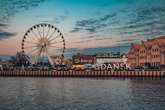 Gdansk (Vagelis Pikoulas) Tags: gdansk poland europe travel holidays sea seascape landscape view canon 6d tokina 2470mm sky april 2019 spring city cityscape urban