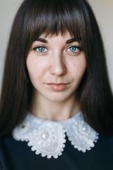 SOK_8782-Edit (KirillSokolov) Tags: girl portrait face eyes lips nikond800 85mm nikkor8514d daylight ru russia ivanovo девушка портрет иваново никон 85мм лицо веснушки глаза губы дневнойсвет кириллсоколов kirillsokolov
