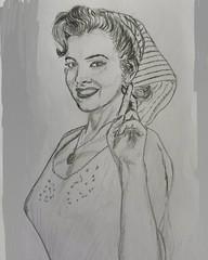 Te lo juro, por Snoopy... Dibujos rápidos en restos de papel.  #art  #artlovers #artdaily #artist #sensualidad #artoftheday #drawing#eyes #woman #painting #draw #pencildrawing #crayon #artwork #sketch  #instaart  #fotografia #photography (egc2607) Tags: sketch lapicero eyes artwork lapiz tattoo art guapa artdaily bw artphoto artlovers artoftheday photography bellezza pencildrawing artist painting sensualidad instaart drawing hairstyle zaragoza fotografia beautifulgirl woman sensuality crayon artofinstagram draw