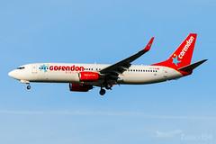 TC-TJU | Corendon Airlines | Boeing 737-8HX | BUD/LHBP (Tushka154) Tags: hungary spotter 737nextgeneration corendonairlines ferihegy budapest tctju 7378hx 737800 boeing 737 737ng aircraft airplane avgeek aviation aviationphotography boeing737 boeing737nextgeneration boeing737ng budapestairport corendon lhbp lisztferencinternationalairport planespotter planespotting spotting