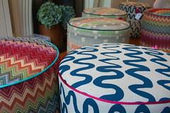 Colours & Design.. (Adam Swaine) Tags: cushions poofs interiors design designers canon england english britain british uk eastdulwich greatbritain se22 cities london