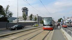 2014-09-15 Praha Tramway Nr.9263 (beranekp) Tags: czech praha prague prag tramvaj tramway tram tranvia strassenbahn šalina elektrika električka škoda 9263