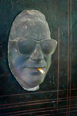 Glass Face (Claude Tomaro) Tags: cityhall face glass may meetup ottawa scavengerhunt