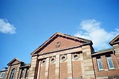 Methodist Hall (bigalid) Tags: film 35mm ricoh rz728 lomography100cn 100iso c41 april 2019 carlisle