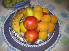 Obstschüssel (✿ Esfira ✿) Tags: essen food obst fruit