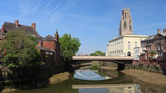 IMG_8309a (oddbodd13) Tags: stump church stbotolph tower river witham cityscape