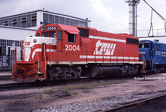Does this Horn Match My Outfit? (NSHorseheadSD70) Tags: robert tokarcik toledo peoria western tpw trains railroads railways locomotives illinois il emd gp382