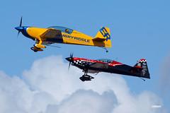 171105_051_HollandChapman (AgentADQ) Tags: jacksonville nas airshow air show airplane plane aviation aerobatics rob holland matt chapman