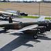 Douglas DC3 Dakota and Avro Lancaster