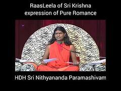 #RaasLeela of #Sri #Krishna #expression of #Pure #Romance HDH Sri #Nithyananda #Paramashivam (manish.shukla1) Tags: raasleela sri krishna expression pure romance hdh nithyananda paramashivam