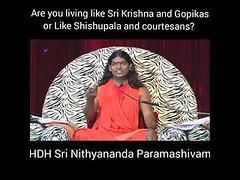 Are you #living like #Sri #Krishna and #Gopikas or like #Shishupala and #courtesans (manish.shukla1) Tags: are you living like sri krishna gopikas or shishupala courtesans