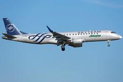 Alitalia Cityliner ERJ-190STD EI-RND (wapo84) Tags: bru ebbr erj190 alitalia eirnd skyteam