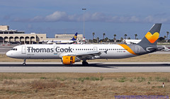 G- DHJH LMML 13-05-2019 Thomas Cook Airlines Airbus A321-211 CN 1238 (Burmarrad (Mark) Camenzuli Thank you for the 18.9) Tags: g dhjh lmml 13052019 thomas cook airlines airbus a321211 cn 1238