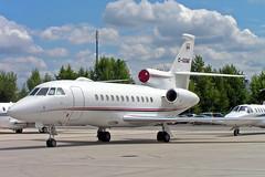 C-GGMI   Dassault Falcon 900EX [87] (Magna Int'l Inc) Vienna-Schwechat~OE 13/07/2009 (raybarber2) Tags: 87 airportdata bizjet cn87 canadiancivil cggmi filed flickr johnboardleycollection loww planebase