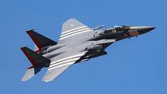 97-0219/LN F-15E EAGLE 492FS USAF (MANX NORTON) Tags: raf lakenheath f15 eagle f16 falcon usaf