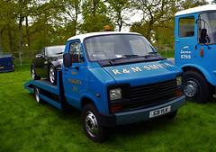 1989 Renault Dodge S56 G31 YLK (>Tiarnán 21<) Tags: renault dodge s56 rare uk ireland truck recovery