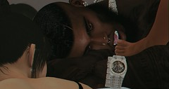 Zabuza (BAILOUT BABY) Tags: ebony model designer rare nyc maxb foot fetish aesthetic dominant fashion waves secondlife sl