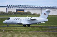 T-751 Challenger CL604 Swiss Airforce (corrydave) Tags: 5530 cl60 cl604 challenger biz shannon military t751 swiss