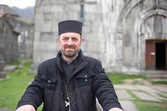 L1005564-1 (nae2409) Tags: armenia monastery haghpat priest