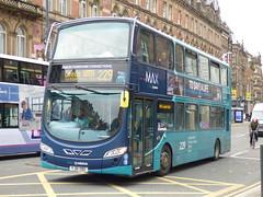 YJ61OBO (47604) Tags: max yj61obo 1539 arriva yorkshire bus leeds
