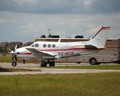 NTM Aviation                             Beechcraft King Air                                        P2-NTR (Flame1958) Tags: ntmaviation ntm beechkingair kingair kingair90 beechcraft kissimmeairport kissimmee p2ntr 8871 020519 0519 2019